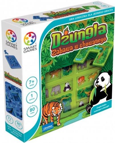 Smart - Dżungla: Zabawa w chowanego