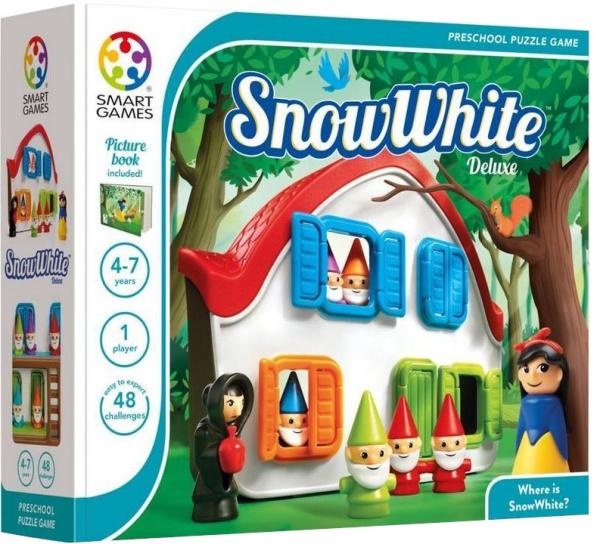 Smart Games - Snow White Deluxe (Królewna Śnieżka Deluxe)