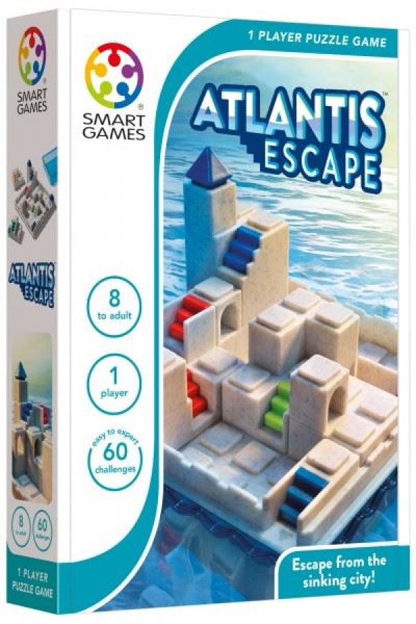 Smart Games - Atlantis Escape (Ucieczka z Atlantydy)