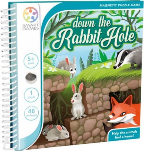 Smart Game - Down the Rabbit Hole