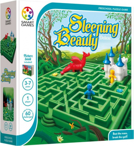 Smart Games - Sleeping Beauty Deluxe (Śpiąca Królewna)