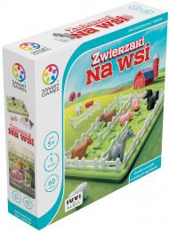 Smart Games - Zwierzaki na wsi (edycja polska)