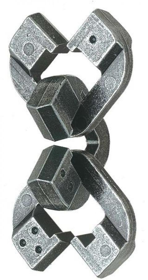 Łamigłówka Huzzle Cast Chain - poziom 6/6