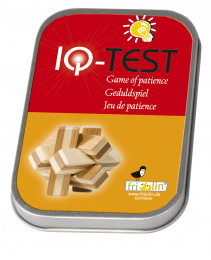 IQ-Test 3D puzzle - Węzeł bambus