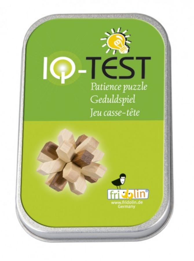 IQ-Test 3D puzzle - Kryształ bambus