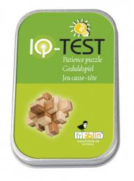IQ-Test 3D puzzle - Bryła 2 bambus