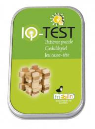 IQ-Test 3D puzzle - Ruszt bambus