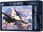 Puzzle Hobbit: Bilbo i orły (1000 elementów)