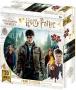Harry Potter: Magiczne puzzle - Złota Trójka (300 elementów)