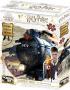 Harry Potter: Magiczne puzzle-zdrapka - Hogwart Express (500 elementów)