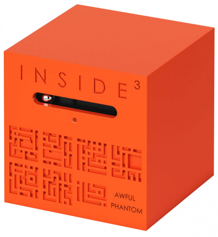 INSIDE 3 PHANTOM: Awful