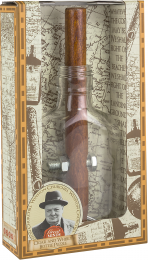 Professor Puzzle - Great Minds - Churchill's Cigar and Whisky Bottle Puzzle