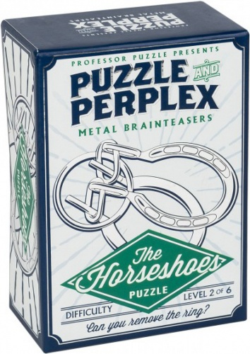 Professor Puzzle - Puzzle & Perplex - The The Horseshoes