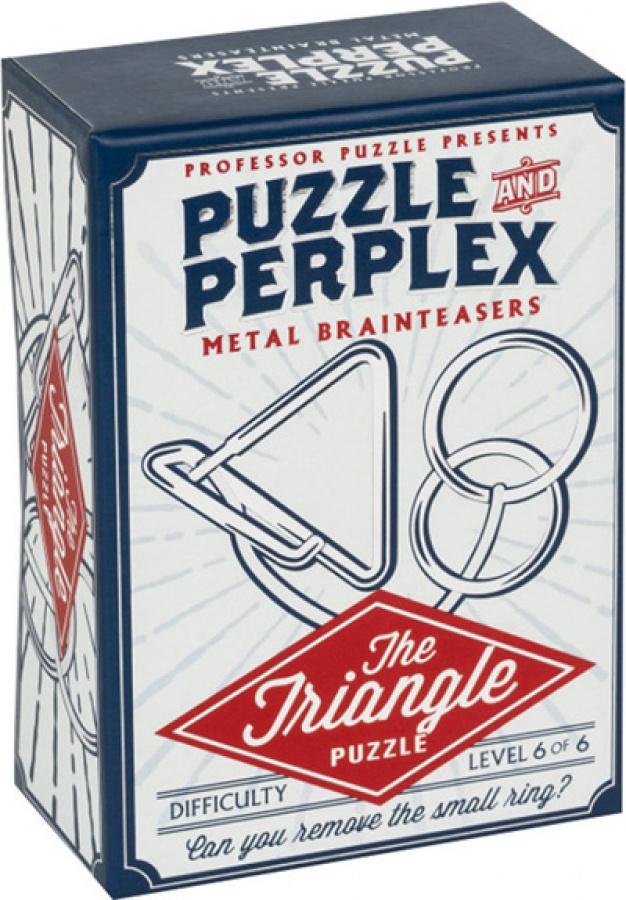 Professor Puzzle - Puzzle & Perplex - The Triangle