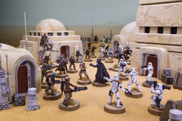 Walki na Tatooine